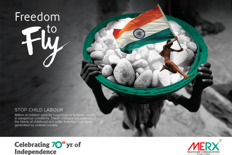 Celebrating 70th yr. of Independence…