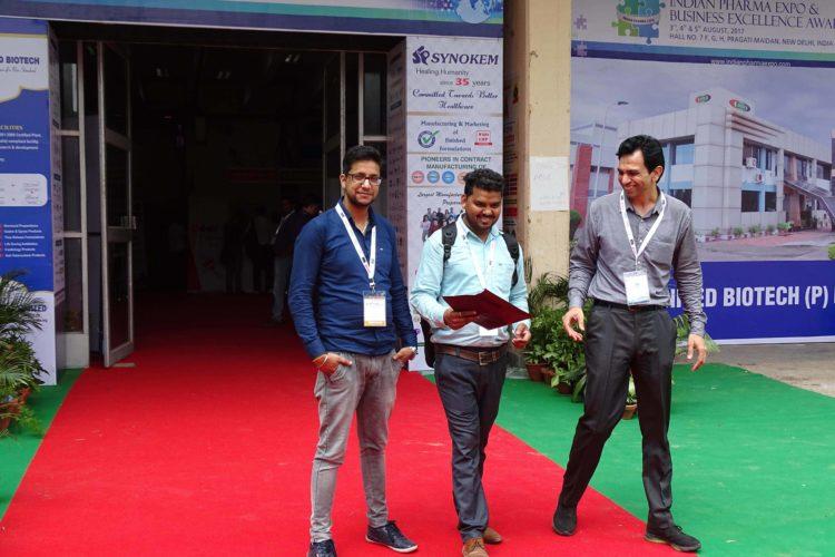 INDIAN PHARMA EXPO 2017 IN DELHI